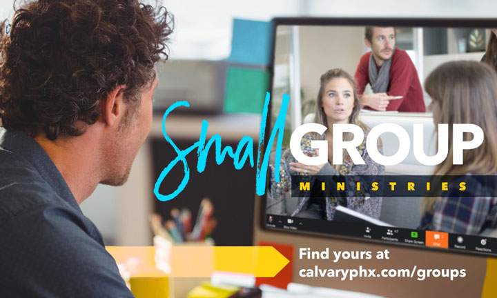 Calvary Small Groups