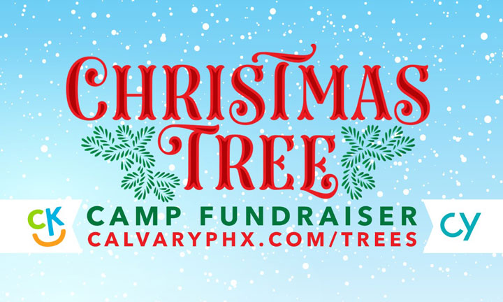 Calvary Christmas Trees